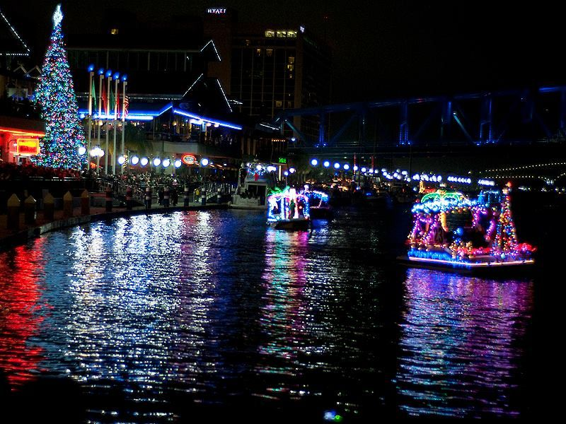 Christmas Lights In Jacksonville Fl 2020 See Who's Going to Jacksonville Light Boat Parade and Fireworks