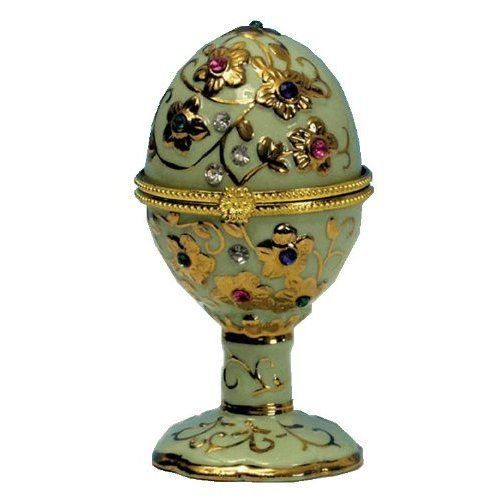 Musicbox World World Faberge Egg Playing The Melody Candle in The Wind
