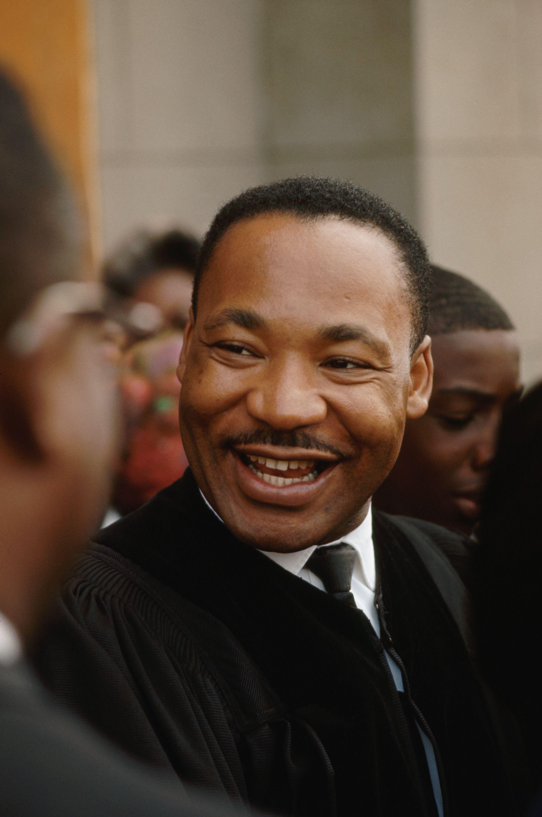 Martin Luther King Jr Civil Rights Civil Rights Leader Black