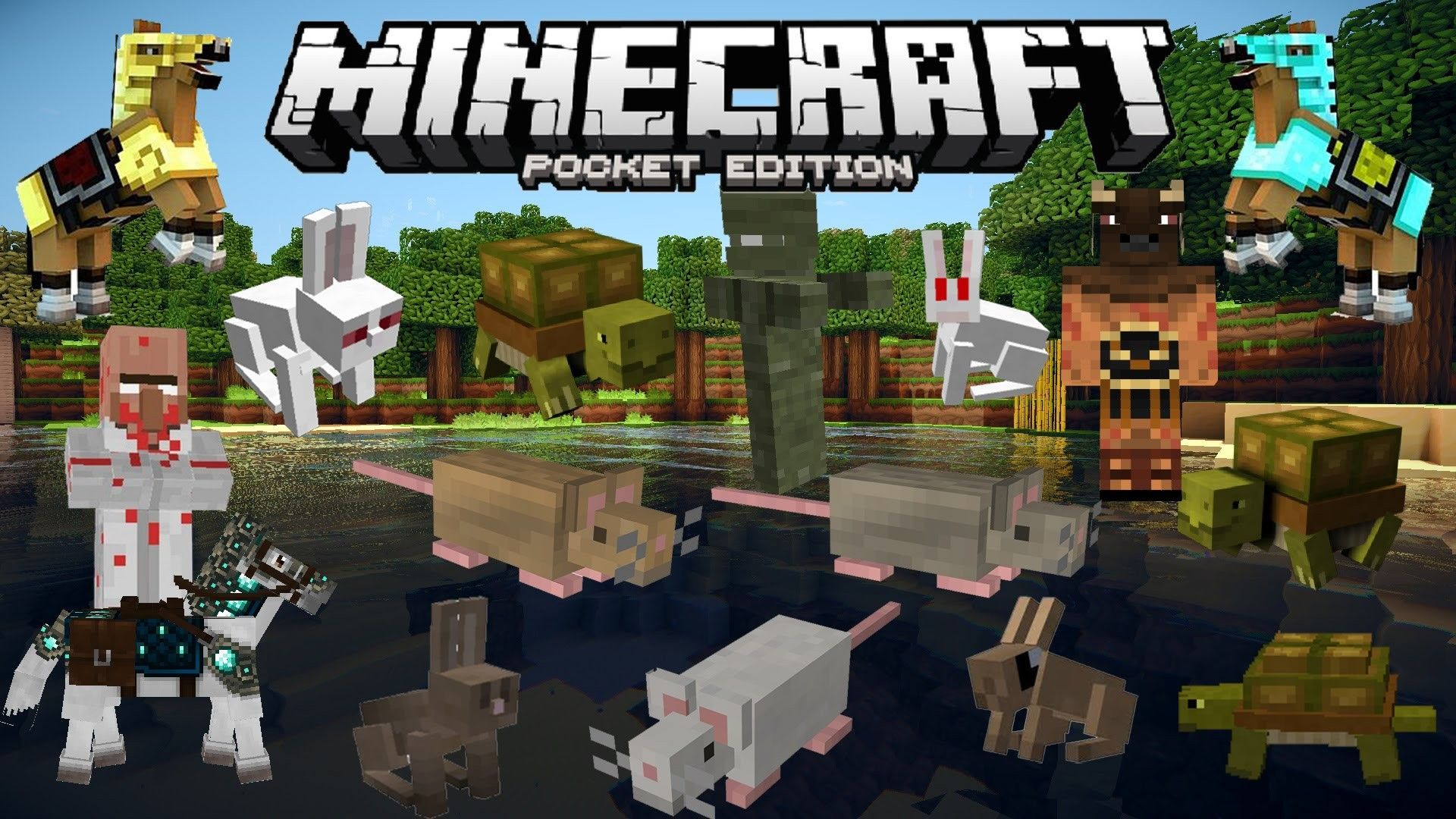 juegos de minecraft pocket edition para pc gratis