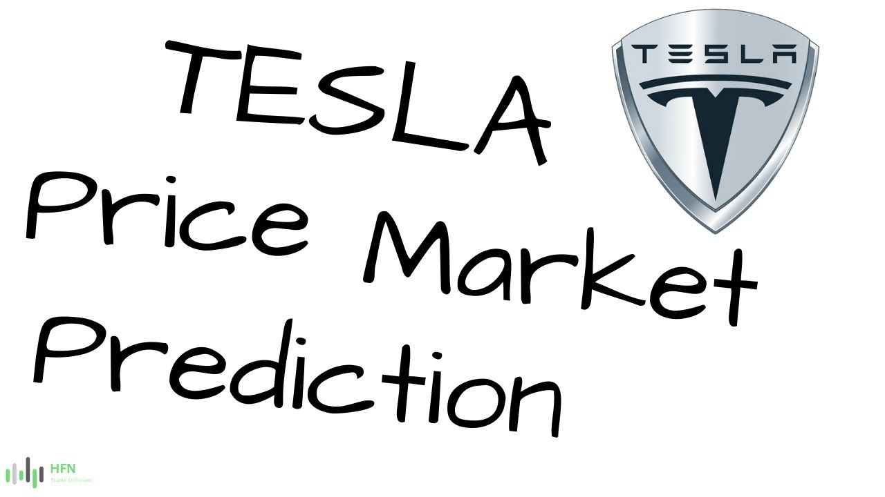 Tesla Tsla Stock Price Prediction Tesla Stock Prices Predictions