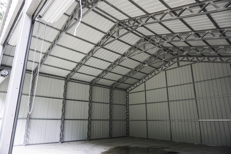 Metal Carports For Sale Midwest Steel Carports Garages More Steel Carports Steel Buildings Metal Carports