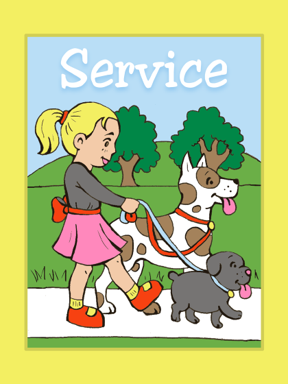 Service LDS Coloring Book LDS Mobile Apps Download a free PDF