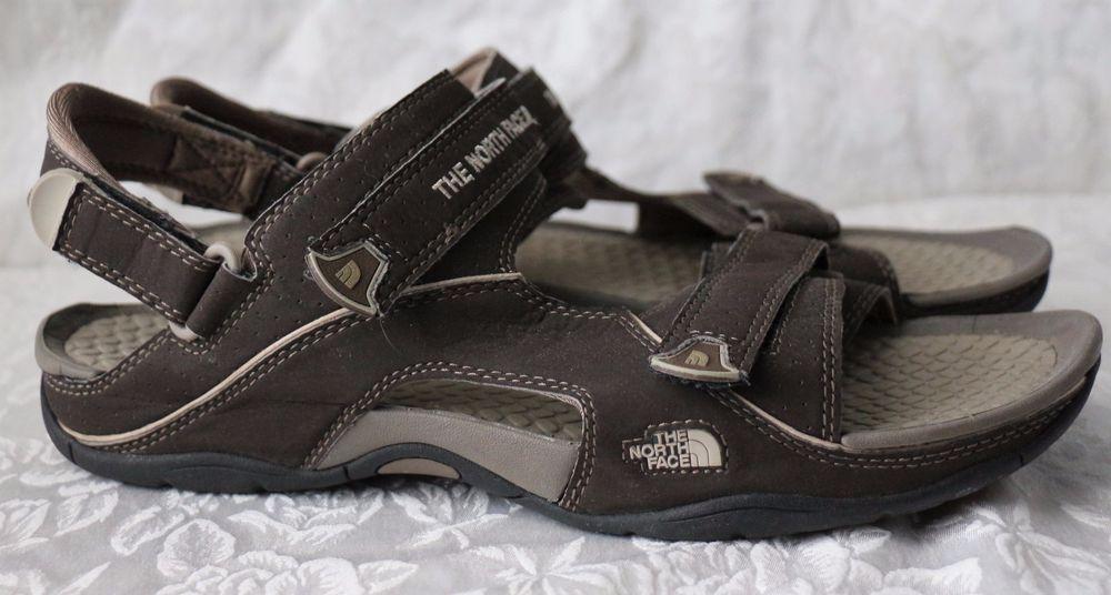 e06ce6a09 The North Face El Rio Men's Brown Tan Sports Sandals Hydro Track ...