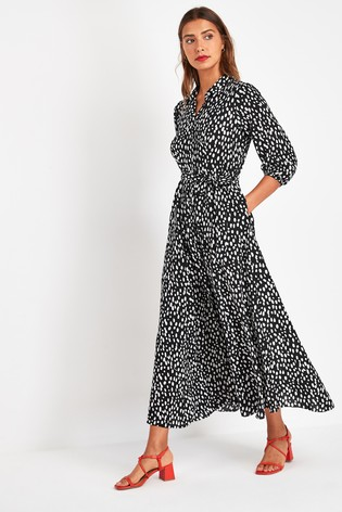 Buy Belted Maxi Shirt Dress from the Next UK online shop   Maxi ...