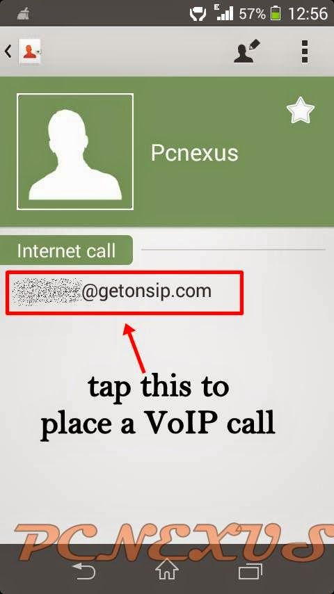 How To Setup SIP Account For VoIP Calling On Android