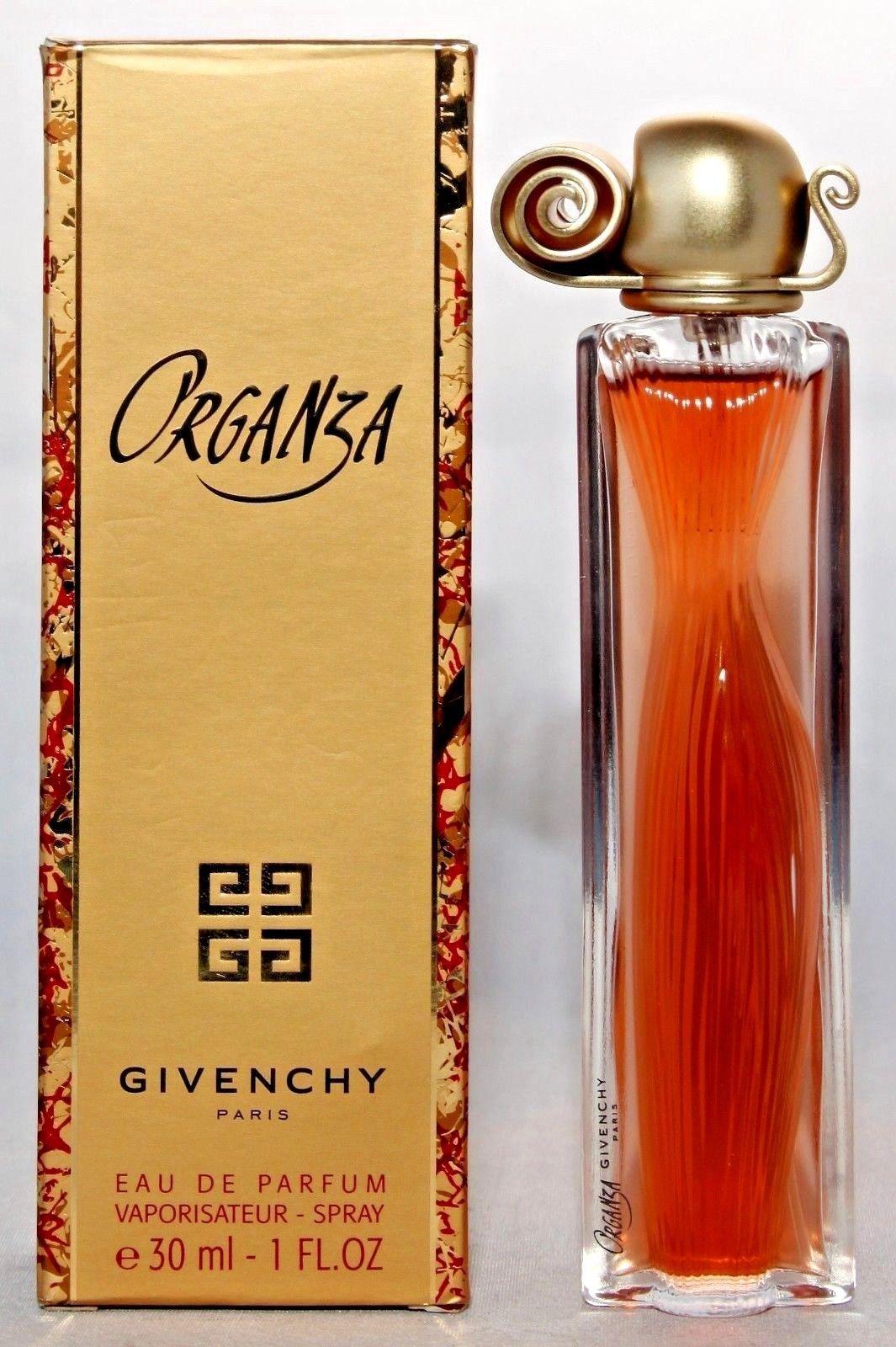 2199 Organza By Givenchy Paris Eau De Parfum Edp Perfume Spray 1