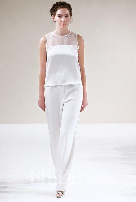 Feminine, Bridal Pant Suits for your Wedding Day   Feminine ...
