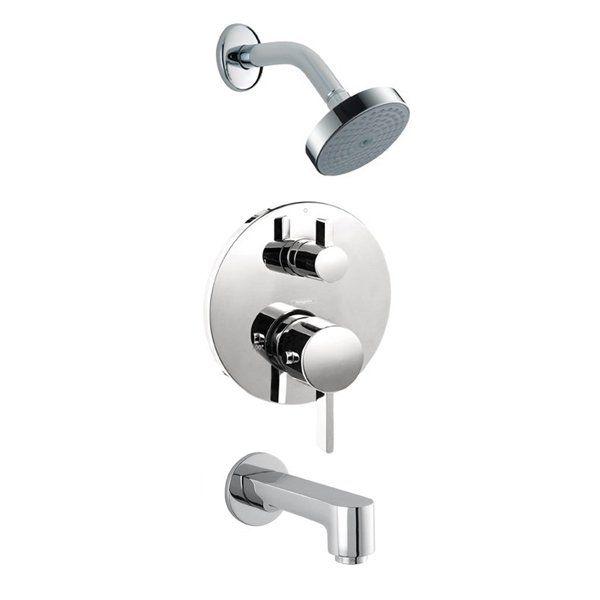 Hansgrohe Hg T101 Shower Valve Shower Faucet Shower Faucet Handles