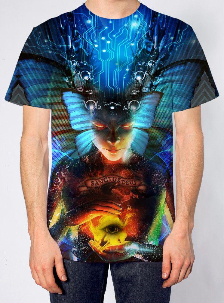 Sanctus Deus Men's T-Shirt