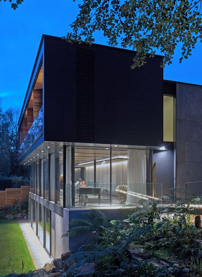 Charming Stanton Williamsu0027 Private Residence On The Edge Of Londonu0027s Hampstead Heath  Provides A Breath Of Amazing Pictures