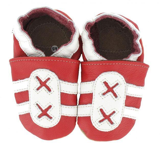 Zapatos rojos Hobea Germany infantiles IMCLB