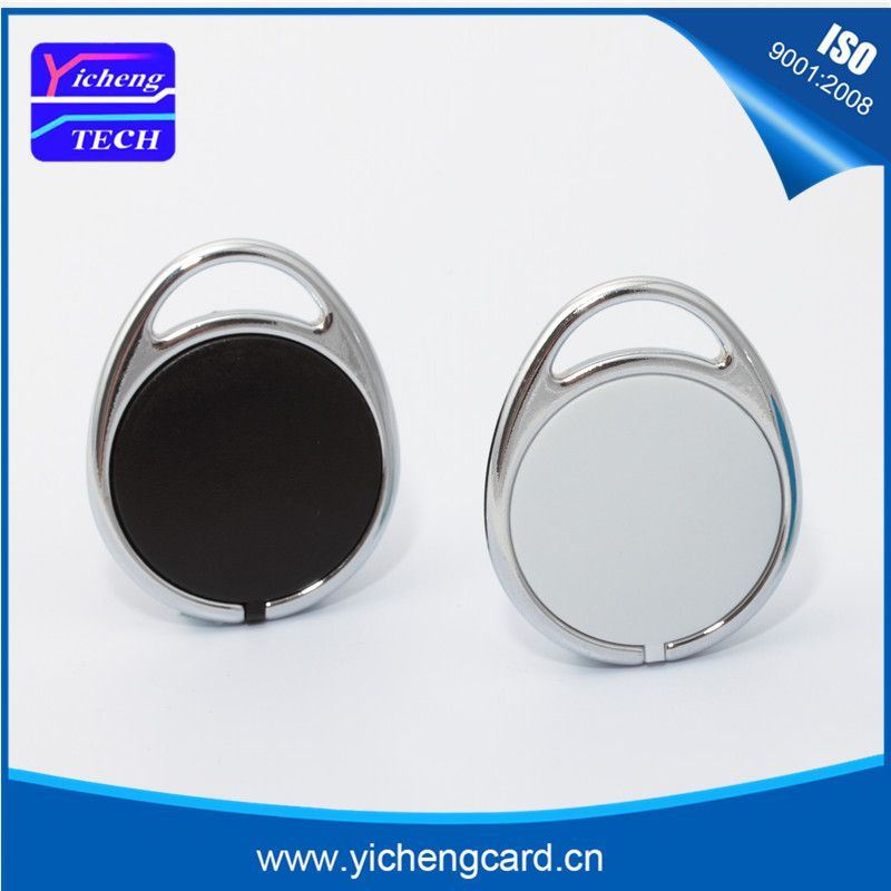 Free Samples 100pcs Rfid Tag Proximity Id Token Tags Key Keyfobs Ring 125khz Rfid Card Chip Id Em4100 For Access Control Time Attendance Access Control Tags Cards
