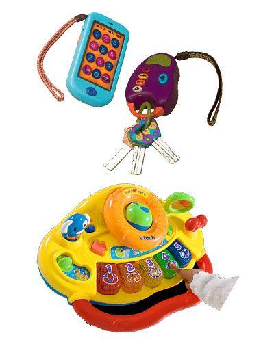 Nøgler fra B-toys
