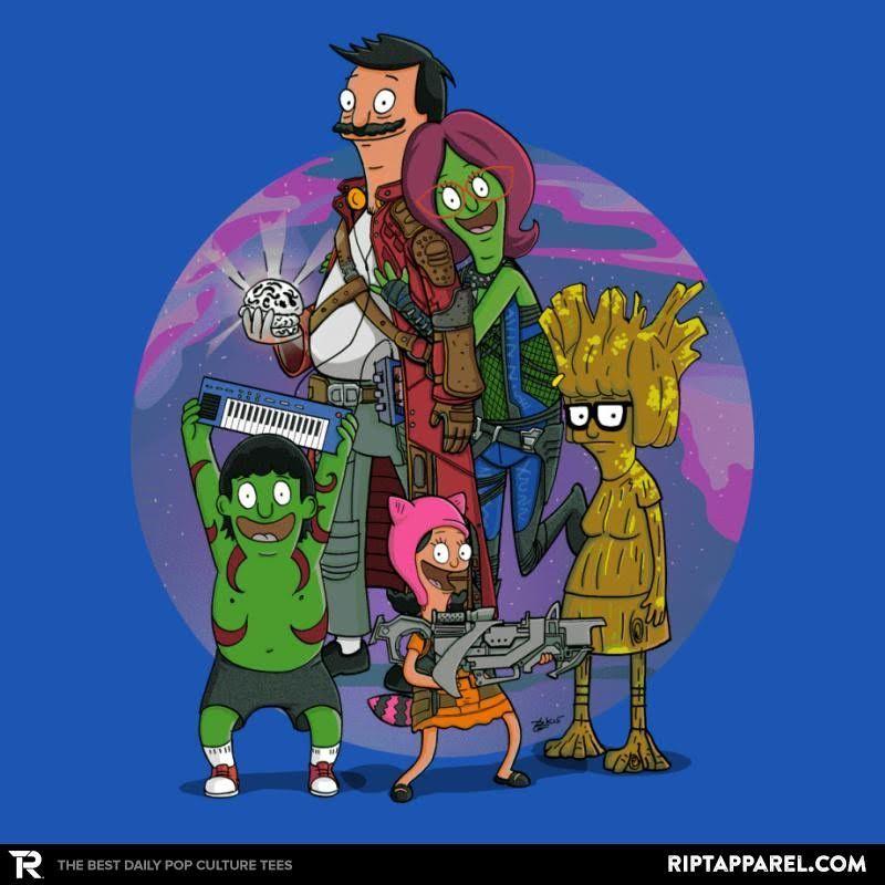 Guardians of the Burger - Bob's Burgers T-Shirt - The Shirt List