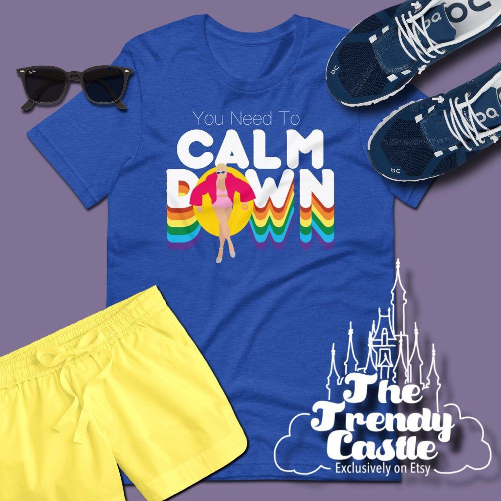 New to my #etsy shop: You Need To Calm Down Shirt, Taylor Swift Shirt, Lover Fest, YNTCD, Lover Shirt, Taylor Swift, LGBTQ Shirt, Swiftie Shirt,Rupaul's Drag Race #rupaulsdragrace #loverfest #youneedtocalmdown #lgbtqpride #jesuiscalme #taylorswift #gaypride #loverfest #popculture