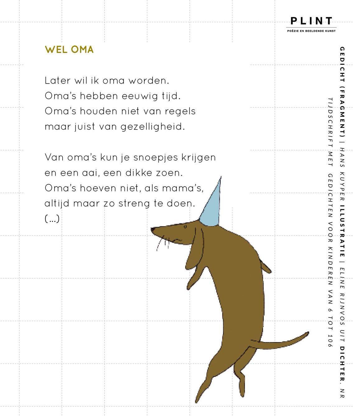 Plint Gedicht Oma Citaten Gedichten Grootouders En Citaten