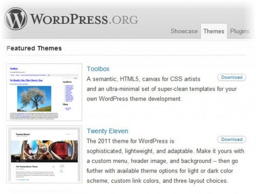 Designing WordPress template from the scratch consumes much time and ...