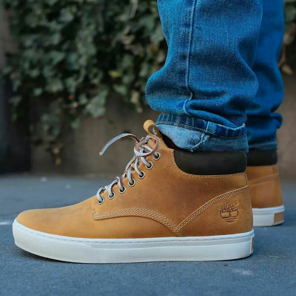 ill buy this for muy future boyfriend xD Find this Pin and more on Timberlands by beentrillfoo Eathkeepers Adventure Cupsole Chukka Shoes mens