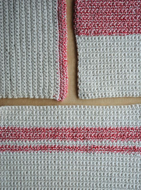 Whit's Knits: Crocheted Washcloths for Mother's Day by the purl bee, via Flickr