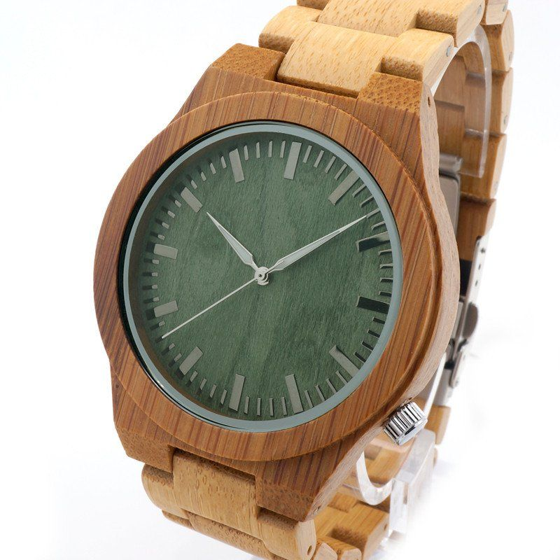 TruWood Stark Watch