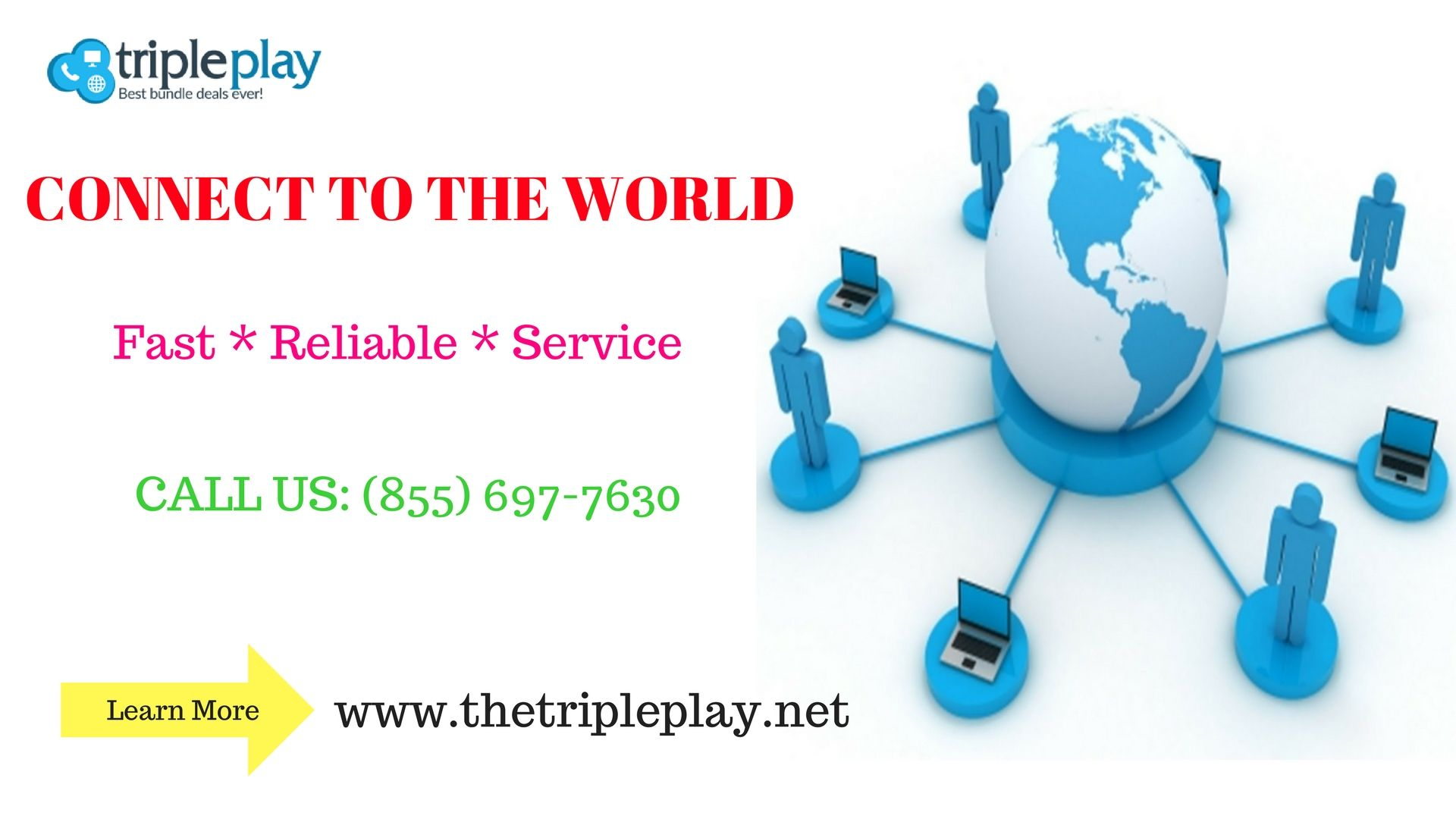 service from Triple play can be the best option