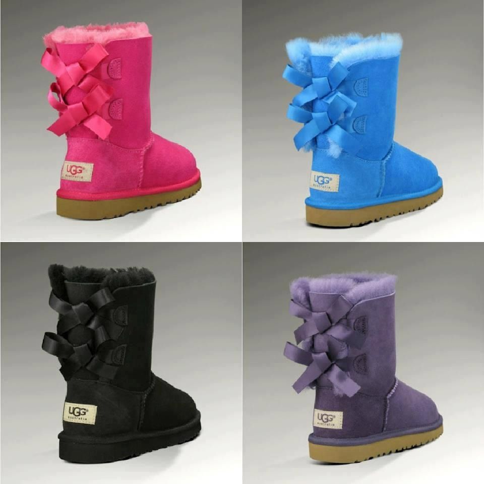 colorful ugg boots