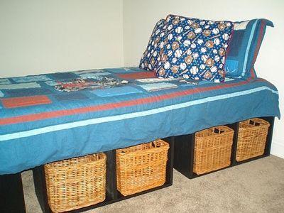 How To Make A Platform Bed With Storage Platform Beds Platform
