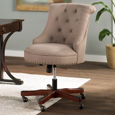 Eckard High-Back Office Chair | Wayfair - Eckard High-Back Office Chair Wayfair Office Dreams