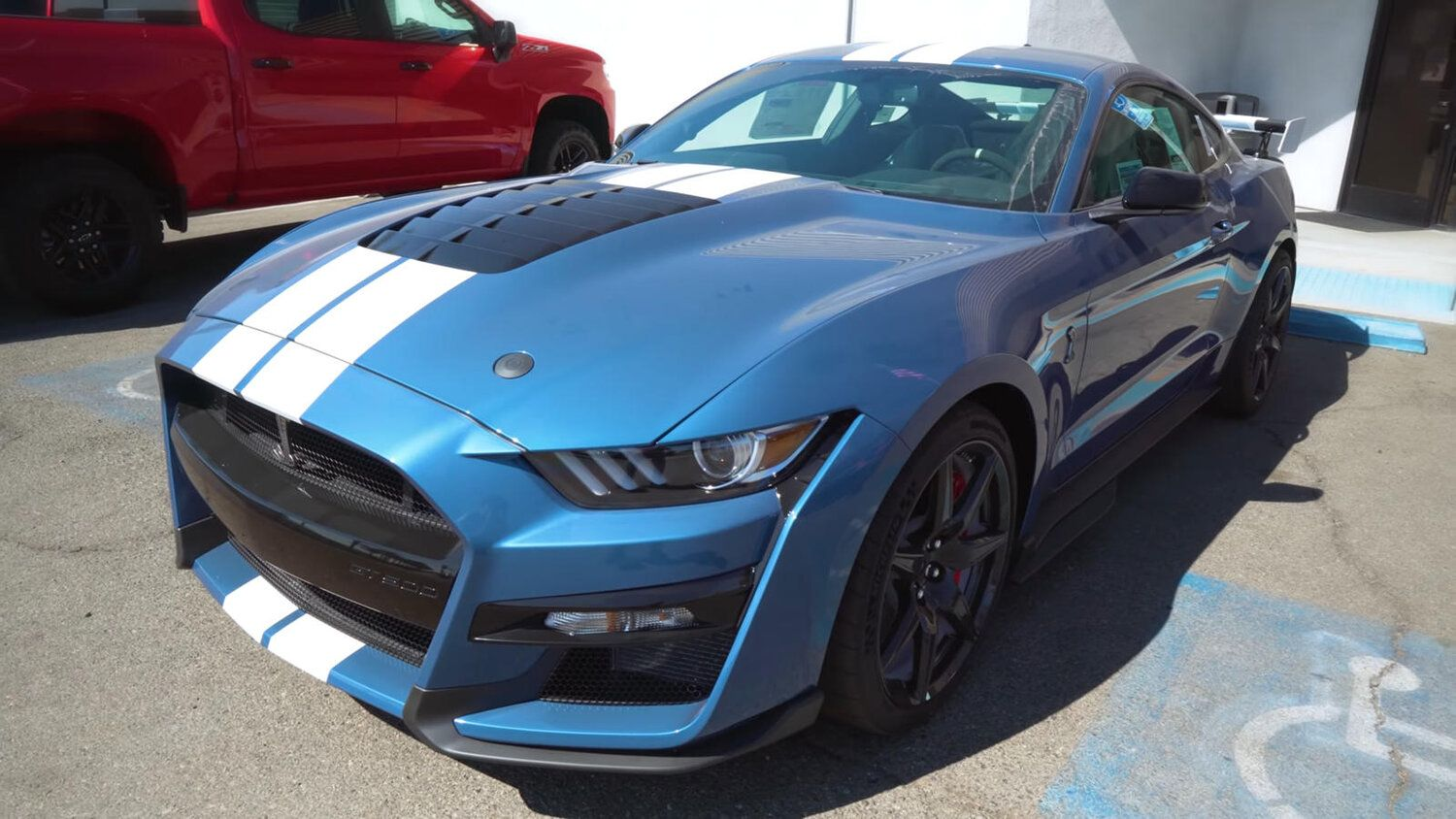Taking Delivery Of 107k 2020 Ford Mustang Shelby Gt500 Stangbangers Mustang Shelby Shelby Mustang Gt500 Ford Mustang Shelby