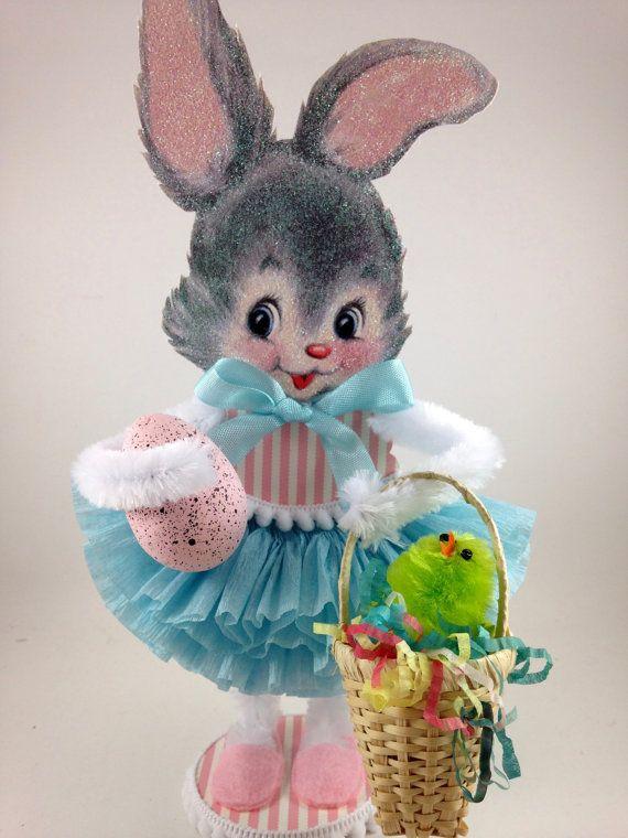 Pin By Sarahjanestitchery On Vintage Easter Vintage Easter