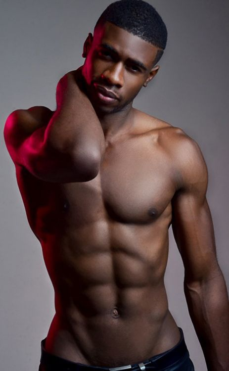 Hot black men images