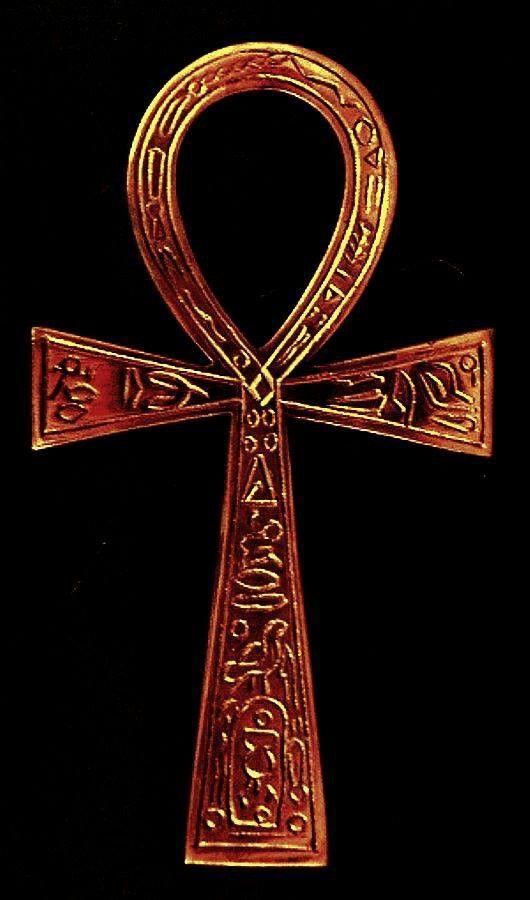 "Ankh 3.5/"" Egyptian Wall Hanging Hand Made pharaoh Engraved Key Of Life Egypt 213"