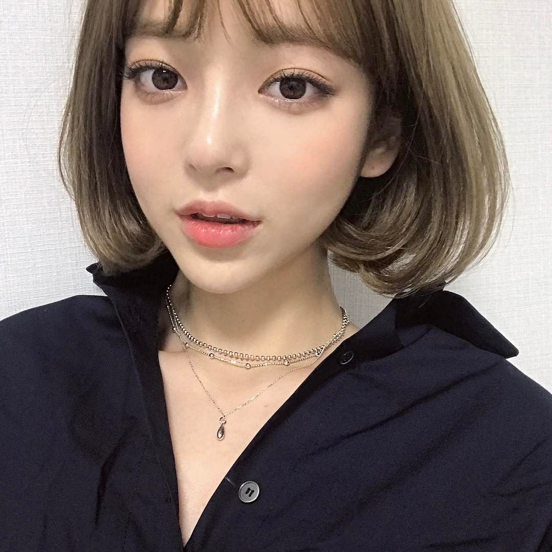 Haircut 2018 with bangs