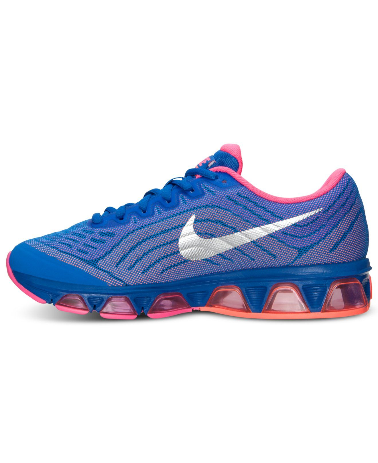 Nike Women's Air Max Tailwind 6 Running Sneakers from Finish Line Athletic  Shoes - Macy's $78.00