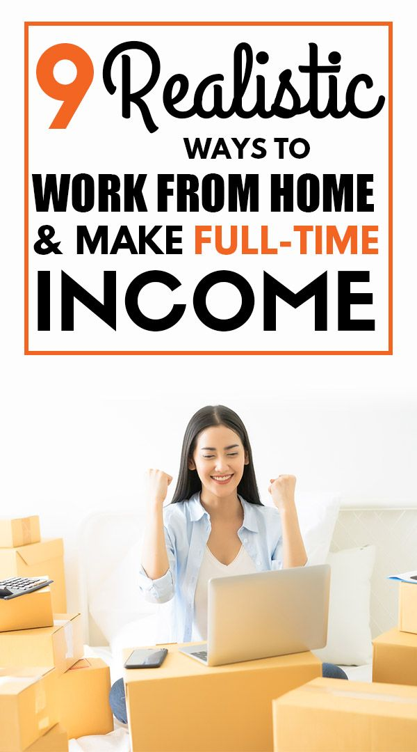5db60b5a44a11ae04333691e5909872d - 9 Realistic Ways To Work From Home and Make Full-Time Income - work-from-home