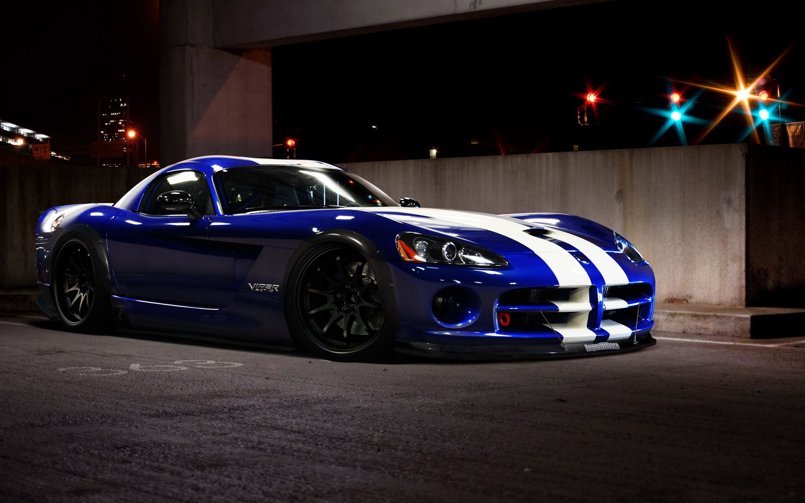 Best car ever wish i had one dodgeviper dreamsarefree loveit blue