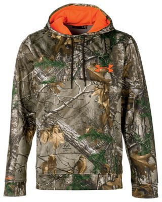 f7a079055 Under Armour Icon Camo Hoodie for Men - Realtree Xtra - 3XL ...