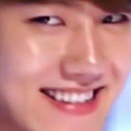 Baekhyun pedo face | OT12 엑소 | Pinterest | Exo facebook ...