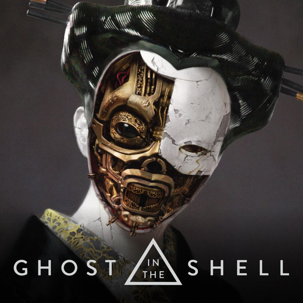 Ghost in the Shell Geisha, WETA WORKSHOP DESIGN STUDIO on ArtStation at https://www.artstation.com/artwork/AarEW