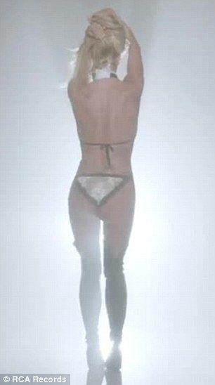 Brittey Spears Panties