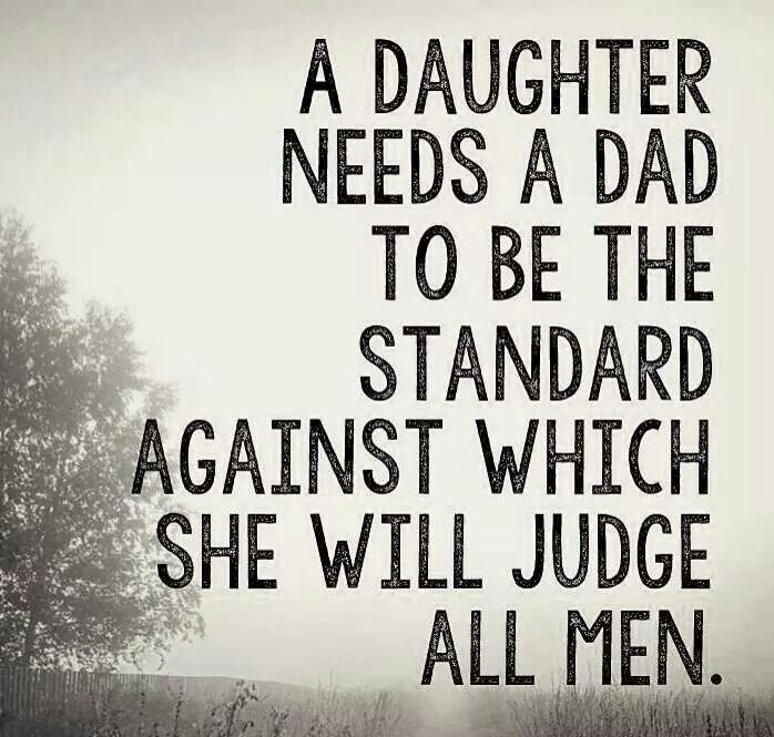 Be a God fearing daddy | Father daughter quotes, Daughter ...