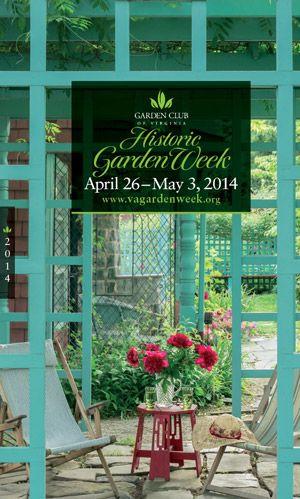 Guidebook Archives, Guidebook Archives - Historic Garden Week in ...