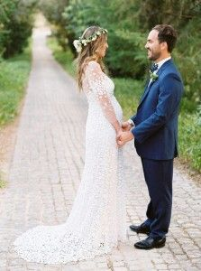 Zwangerschap Trouwjurk.Trouwjurk Zwanger Wedding In 2019 Wedding Dresses Pregnant