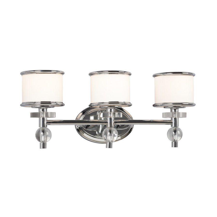 Filament Design Negron Chrome Incandescent Bath Vanity Light At The Home  Depot   Mobile