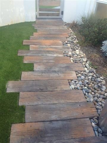 Landscaping Projects Country Earth Backyard 400 x 300