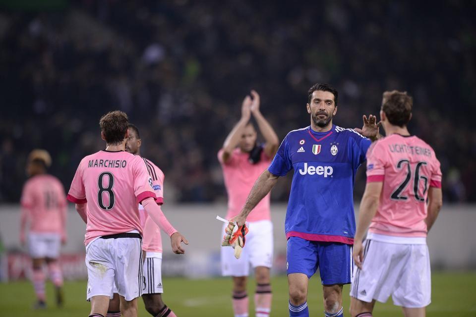 Borussia Monchengladbach - Juventus