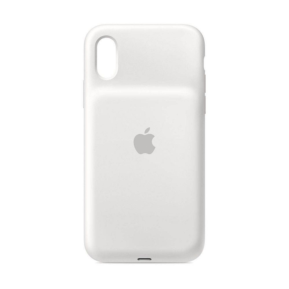 Apple iPhone X/XS Smart Battery Case - White