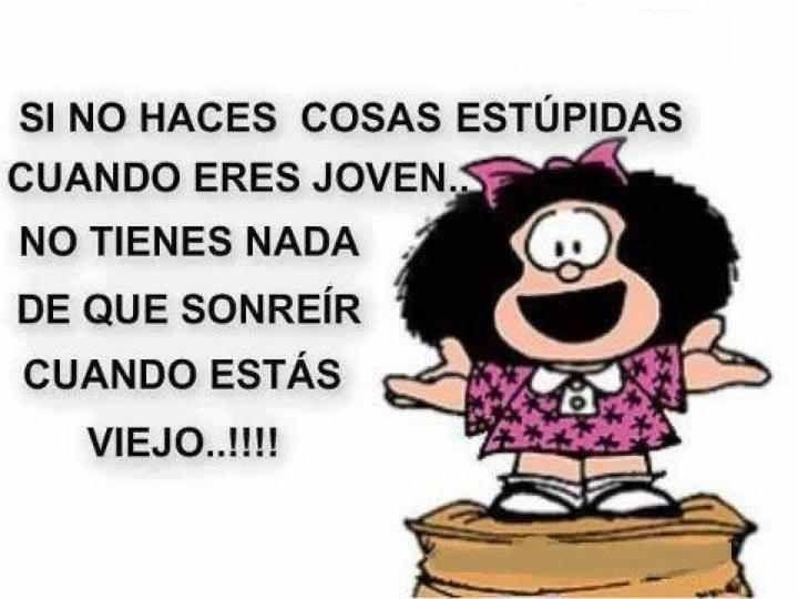 Mafalda Frases Mafalda Frases Mafalda Despeinada Y Mafalda