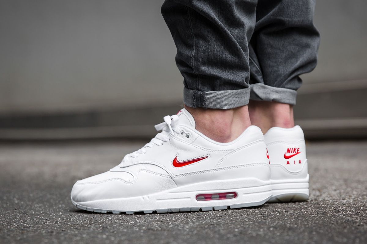 finest selection 9a26a dde4f On-Foot Nike Air Max 1 Jewel Pack - EU Kicks Sneaker Magazine